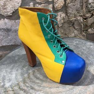 Jeffrey Campbell Vintage Lita Boot